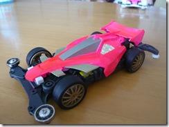 ピンク アバンテmkⅡ
