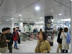 東横線日吉駅