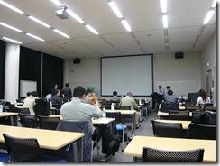 大きな会議室