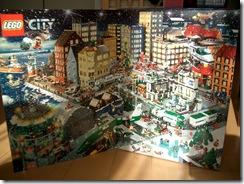 レゴ シティ アドベントカレンダー(中身)