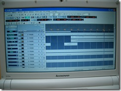 MIDI Dataの再生