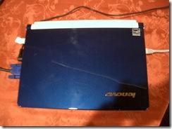 IdeaPad S10e(ブルー)