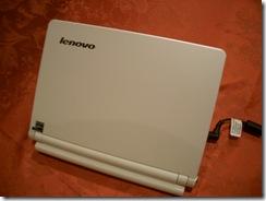 IdeaPad S10e(ホワイト)