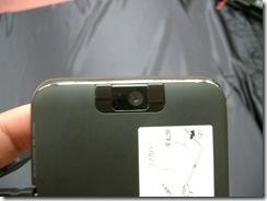 T-01Aのカメラ