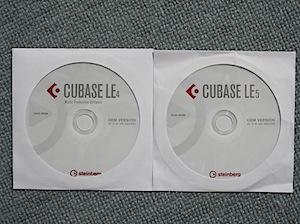 CUBASE LE5