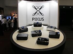 新PIXUSラインアップ