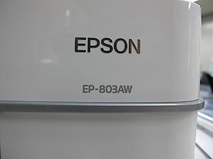 EPSONカラリオ新製品