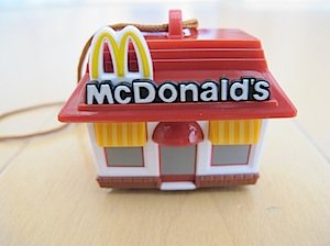 マクドナルドの店舗