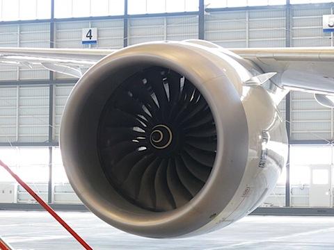 ロールスロイスのエンジン
