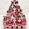 セブンスポット AKB48 壁紙ダウンロード25日目はクリスマスツリー。