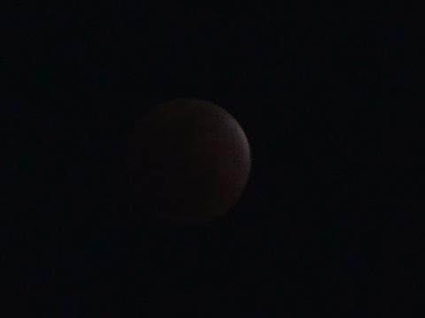 23:13のお月様