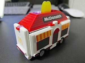 マクドナルドカー