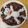 ズームインサタデーでかぁちゃんのキャラご飯が放送された!