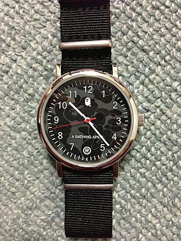 付録の時計