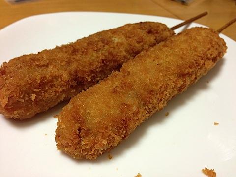 ジャンボ豚串カツ