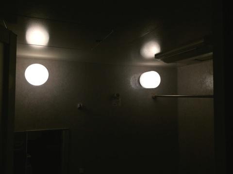 常夜灯モード