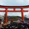 伏見稲荷大社でお山巡りをしてきた。