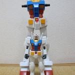 メガサイズモデル ガンダム 制作-2